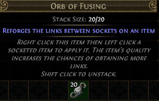 orb of fusing