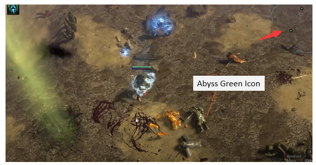 Abyss Green Icon