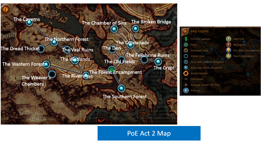 Act 2 Map