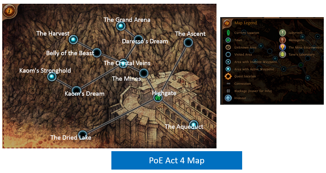 Act 4 Map