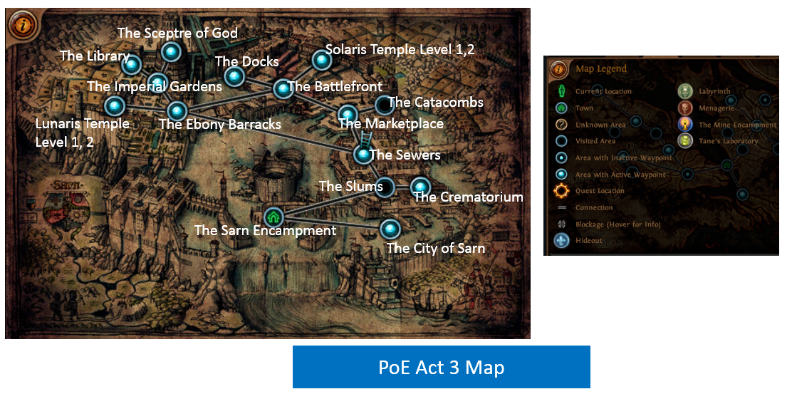 Act 3 Map
