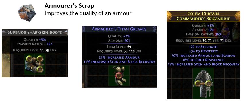 Armourer's Scrap
