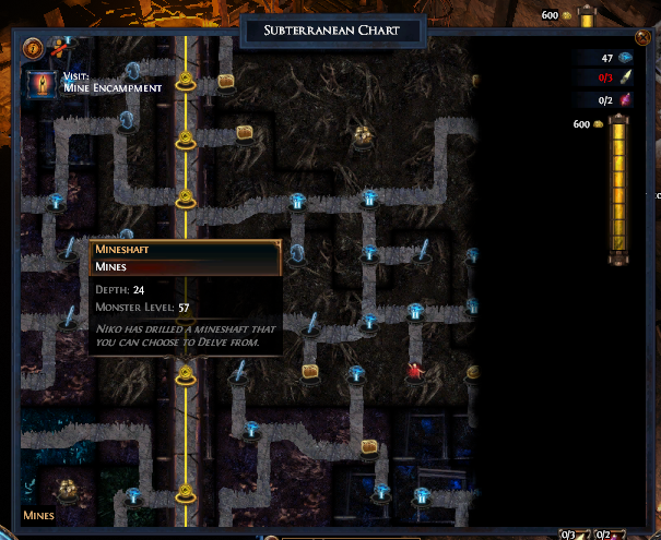 Complete a Delve Encounter