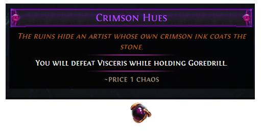Crimson Hues
