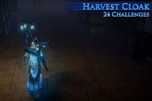 Harvest Cloak