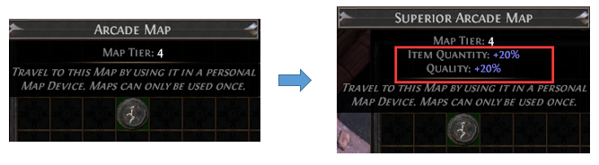 Increase Maps Quantity