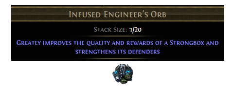 Infused Engineer's Orb