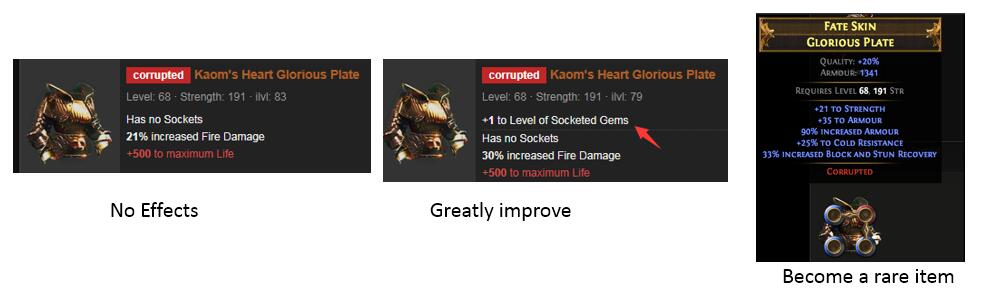 Kaom's Heart Corruptions