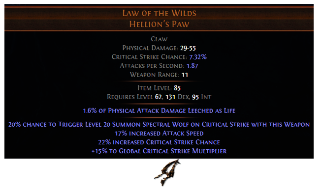 Law of the Wilds