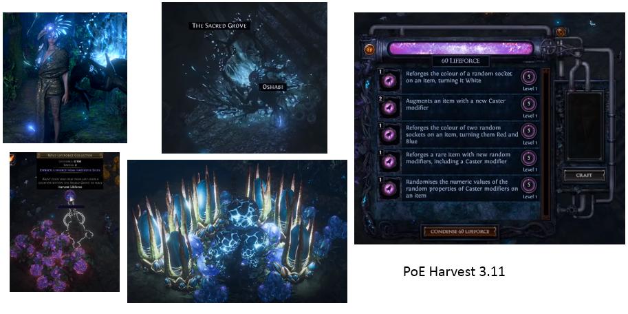 PoE Harvest 3.11