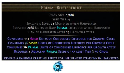 Primal Blisterfruit