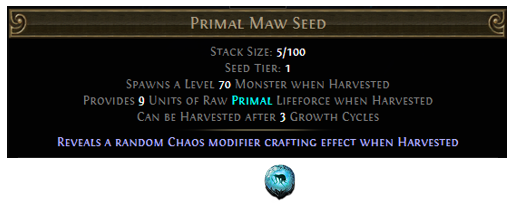 Primal Maw Seed