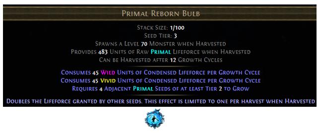 Primal Reborn Bulb