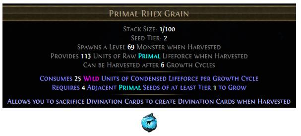Primal Rhex Grain