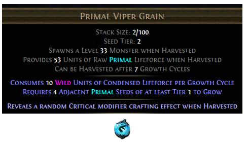 Primal Viper Grain