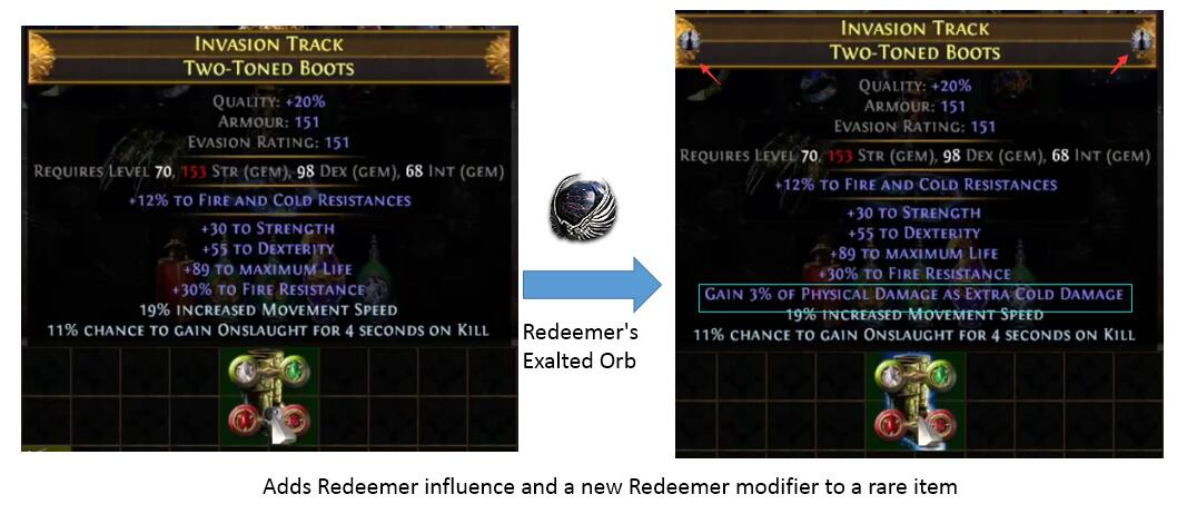 Redeemer's Exalted Orb