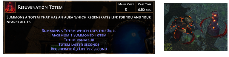 Rejuvenation Totem