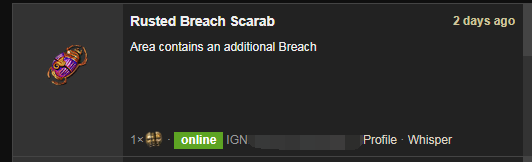 Rusted Breach Scarab