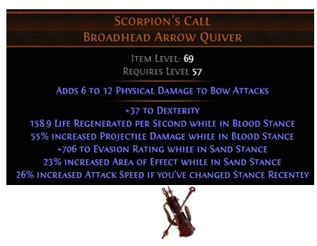 Scorpion's Call