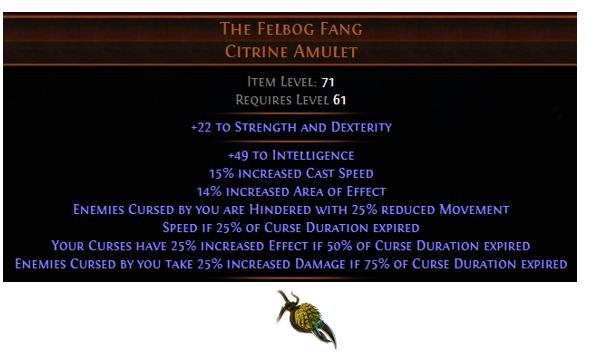The Felbog Fang