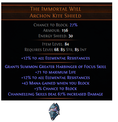 The Immortal Will