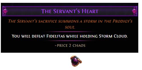 The Servant's Heart