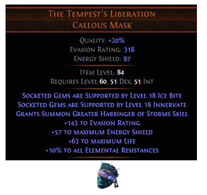 The Tempest's Liberation