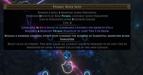 Tier 2 Seeds