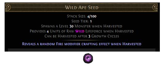 Wild Ape Seed