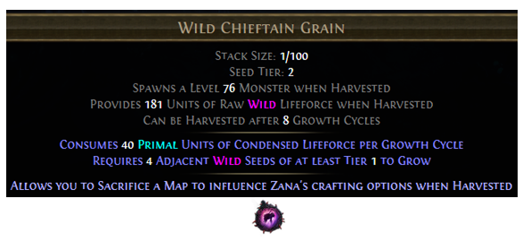 Wild Chieftain Grain