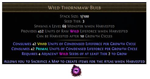 Wild Thornmaw Bulb