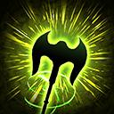 AxeNotable2 passive skill