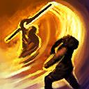 Hammerblows passive skill