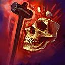 Skullcracking passive skill