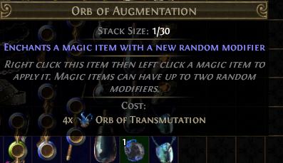 Buy Orb of Augmentation