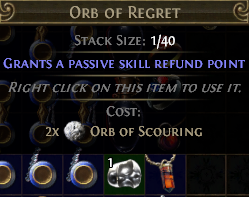Buy Orb of Regret