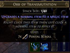 Buy Orb of Transmutation