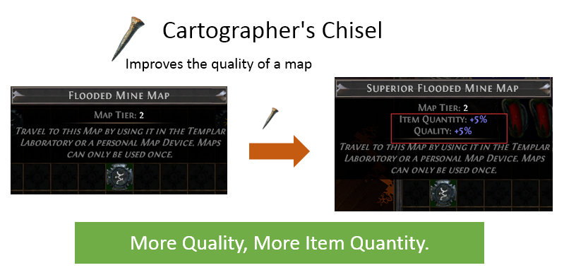 Cartographer's Chisel