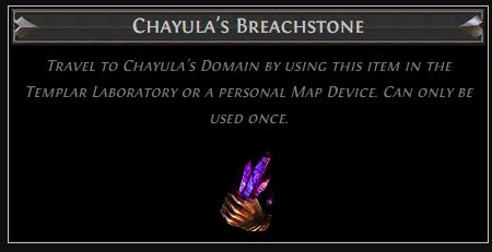 Chayula's Breachstone