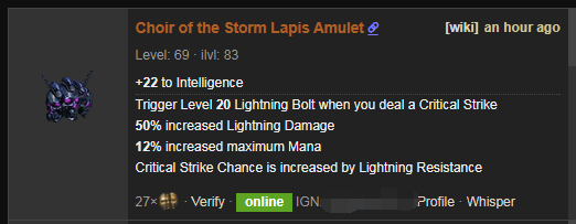 Choir of the Storm Price