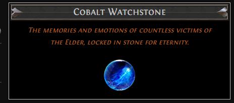 Cobalt Watchstone