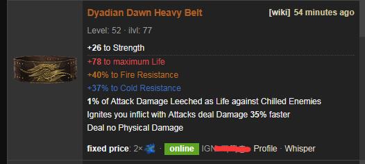 Dyadian Dawn Price
