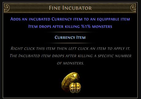Fine Incubator