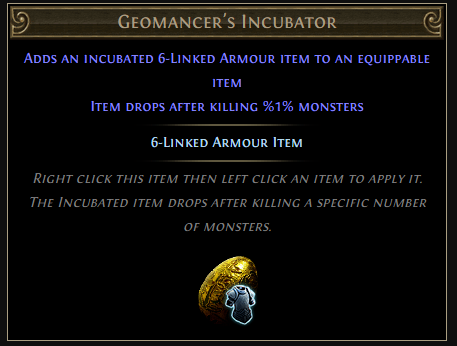 Geomancer's Incubator