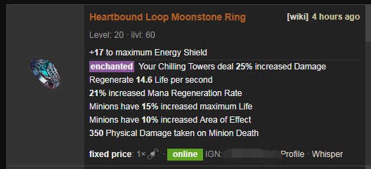 Heartbound Loop Price