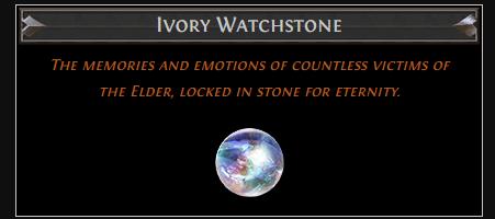 Ivory Watchstone