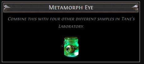 Metamorph Eye