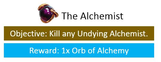 Orb of Alchemy Prophecy