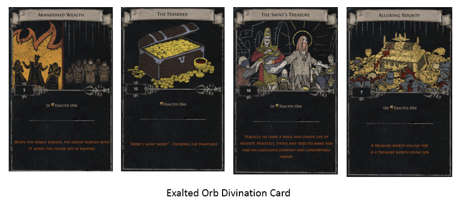 Exalted Orb Divination Card