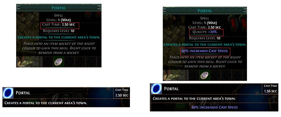 Portal Gem Quality